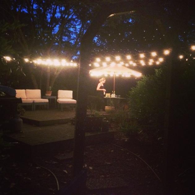 summer nights | madeline made