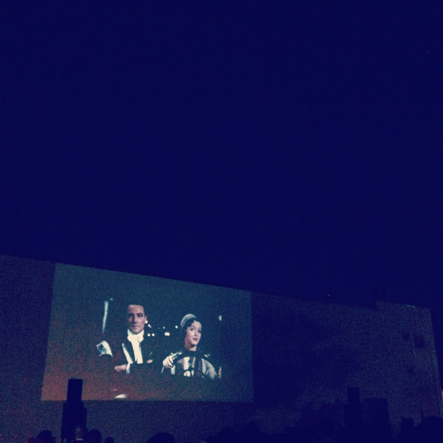 outdoor movie | madeline made