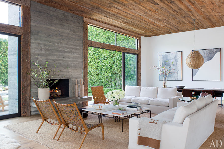 jenni kayne's contemporary california home